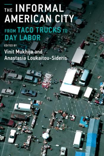 An examination of informal urban activities—including street vending, garage sales, and unpermitted housing—that explores their complexity and addresses related planning and regulatory issues.