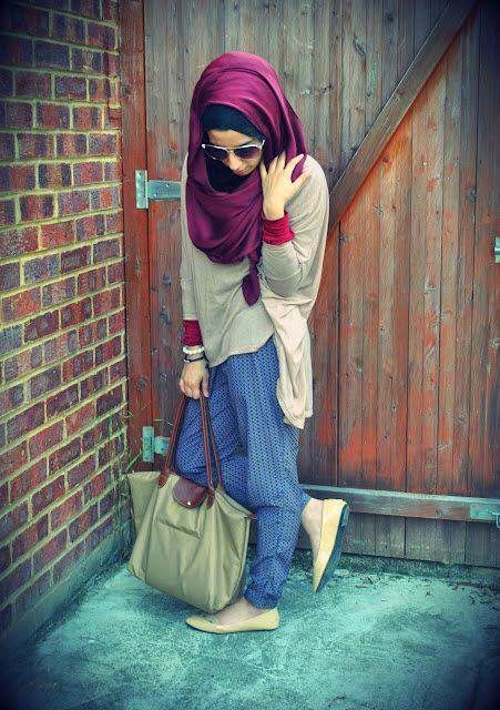 Stylish Girl with glasses and skaff fb dp | Facebook DP ...