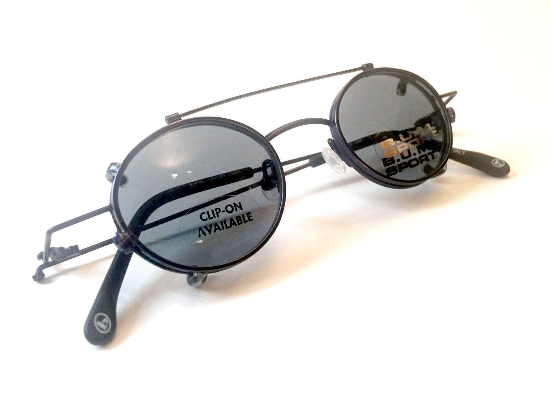 Vintage BUM EQUIPMENT 1990s Deadstock Eyeglasses Frames Wire Rimmed ...