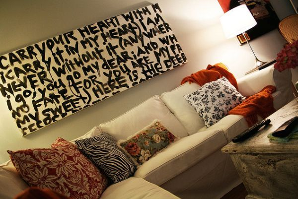Lovely 23 More Inspiring DIY Wall Art Ideas Great Pictures