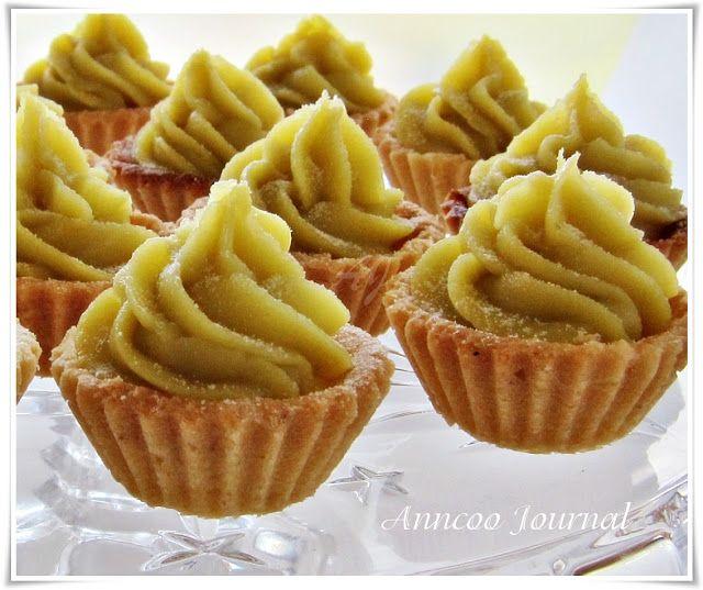 Anncoo Journal: Sweet Potato Tarts for Christmas Eve