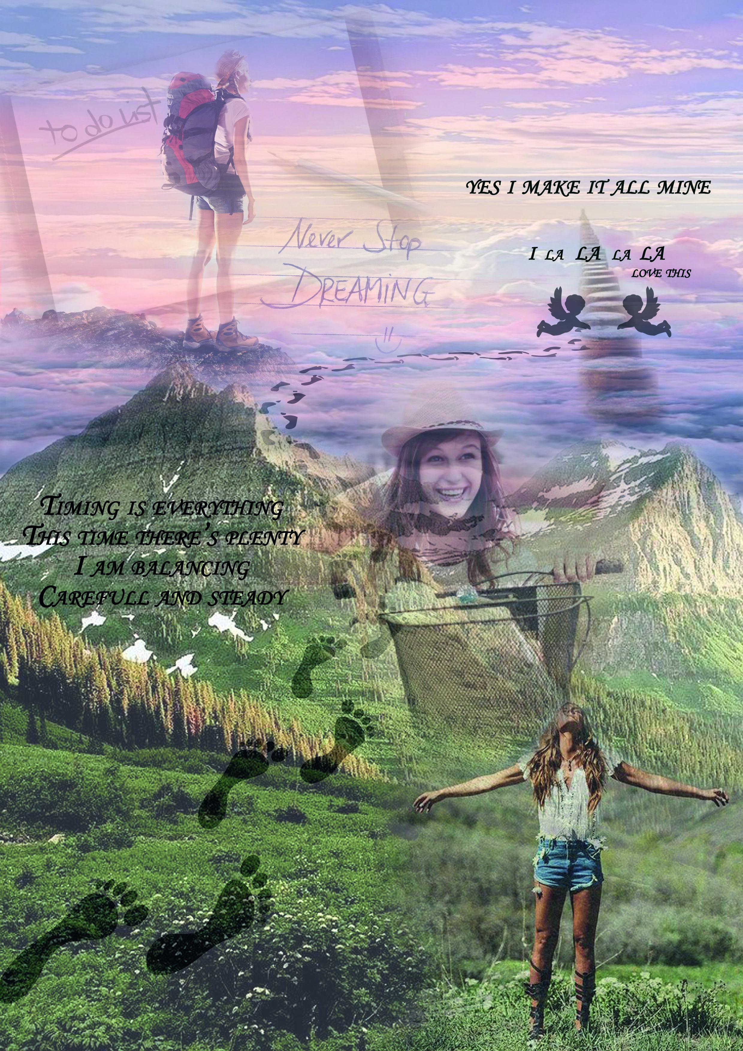Visualisatie songtekst Jason Mraz - Make it mine (met tekst) | Adeline Willems | Kernwaarde ambitieus