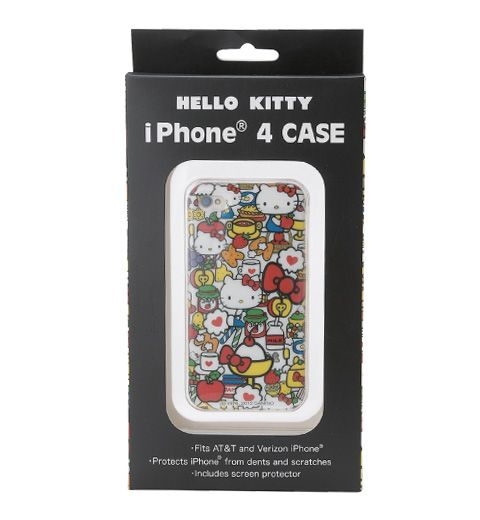 hello kitty iphone case hello kitty pattern iphone 4 hello kitty 8737