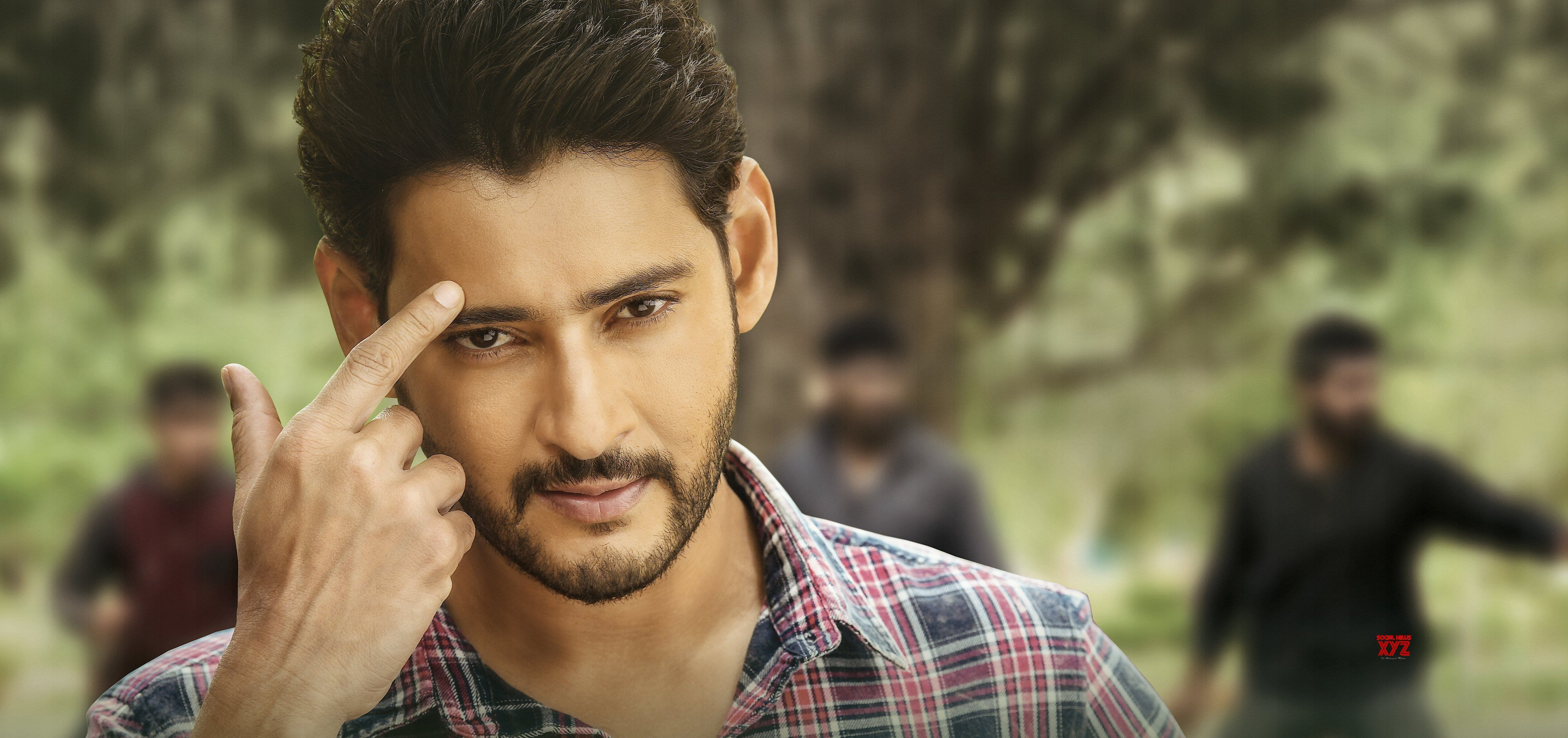 Maharshi Movie 2 Days To Go Hd Poster And Still Social News Xyz Movies Actors Images Cute Girl Face