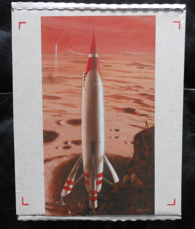 Amazon.com: Glencoe Models MARS LINER spacecraft 1/144 scale Model Kit: Toys & Games