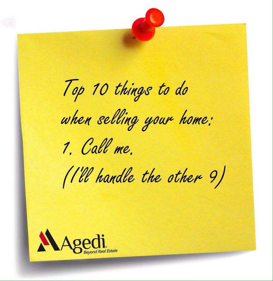 Beyond Real Estate #5: Top 10 things to do when selling your home ...