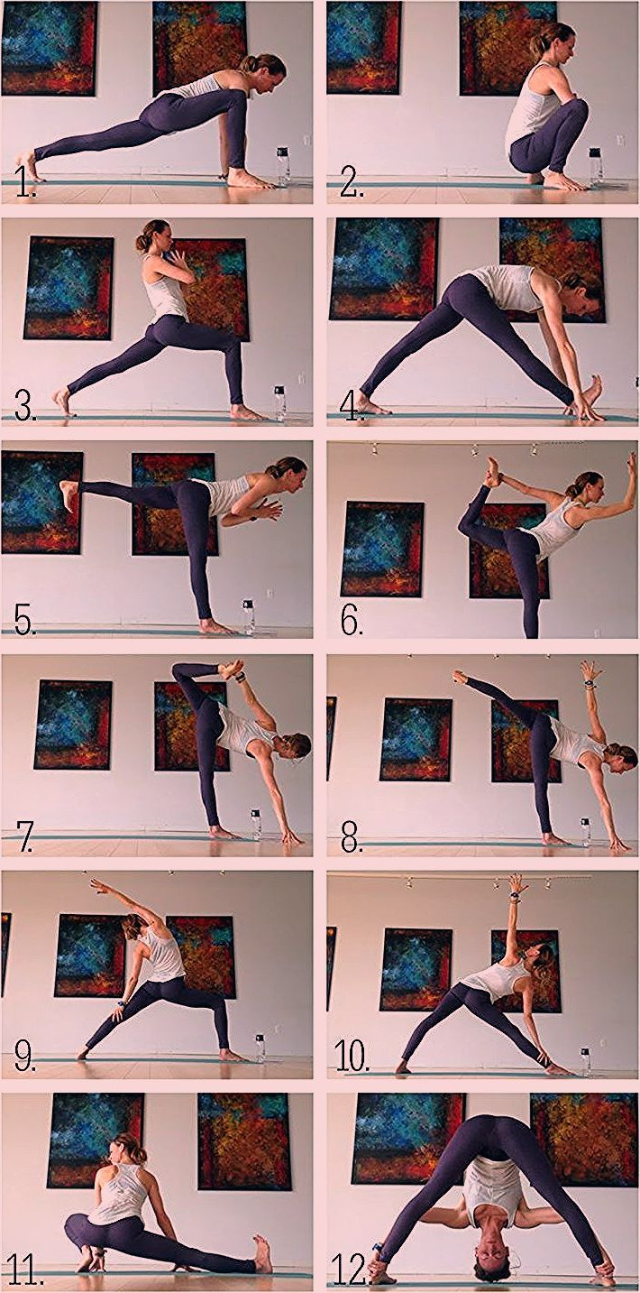 Photo of A Dynamic Yoga Sequence to Help You Build a Stronger Body