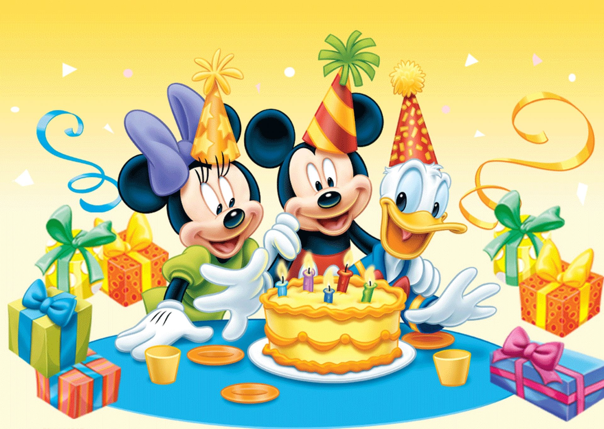 Disney character birthday | Disney Holidays & Occasions | Pinterest ...