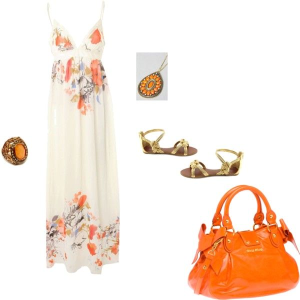 Summer fun, created by lindsey-burch-kennedy on Polyvore