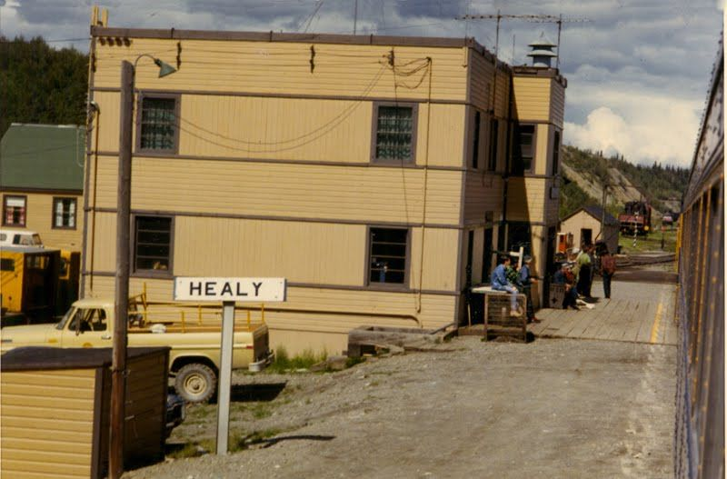 Our Family Of 7 Lived In One The Healy Hotel Rooms For Year Alaskan Railroad