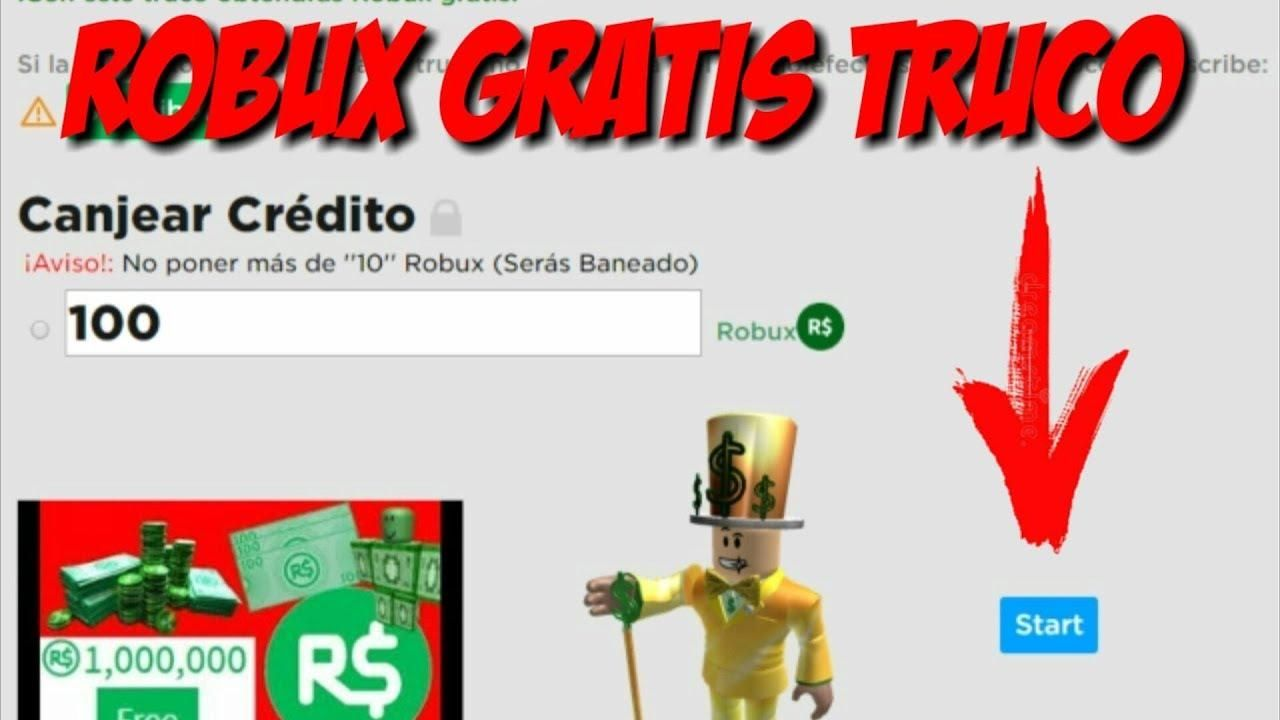 Como Tener Robux Infinitos Gratis 100 Real Roblox Roblox