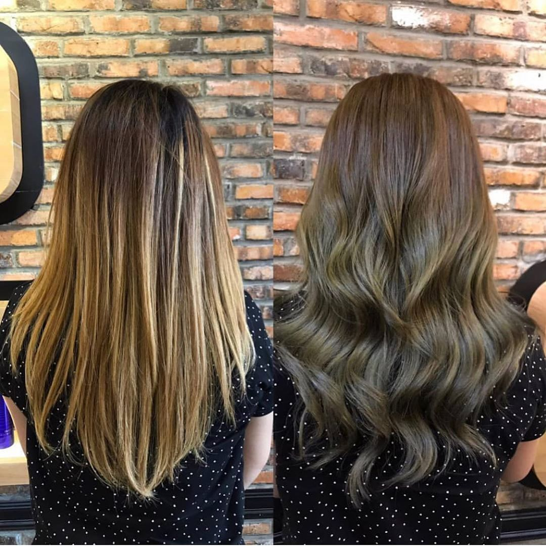 Haircut Haircolor By Apive Andoandyunkoreansalon Sunter Revive Your Style Best Real Korean Salon Long Hair Styles Hair Styles Hair