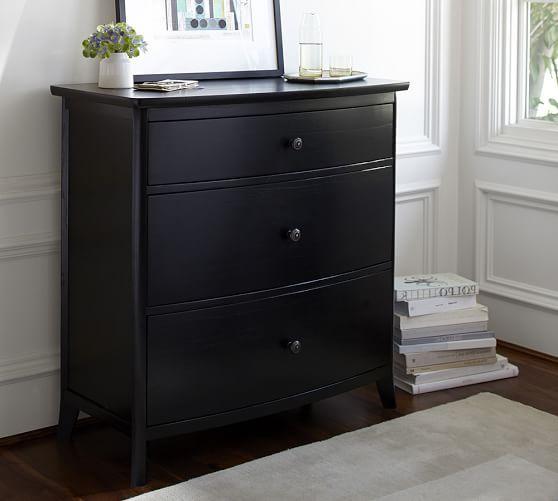 Chloe Dresser | Black bedroom furniture, Armoire dresser ...