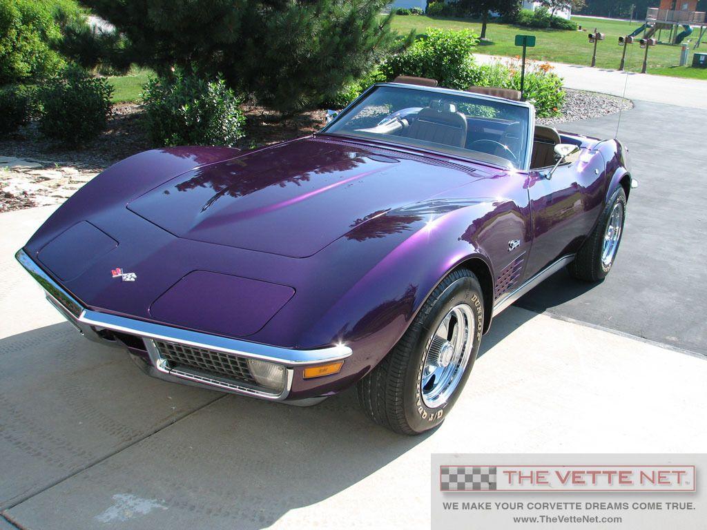 purple corvette - Google Search | Purple Rides | Pinterest | Cars ...