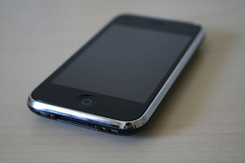 iPhone 3GS.  Even though it's two generations old now, I love this phone and use it extensively every day.  I'm waiting to upgrade until the iPhone 5 is released.