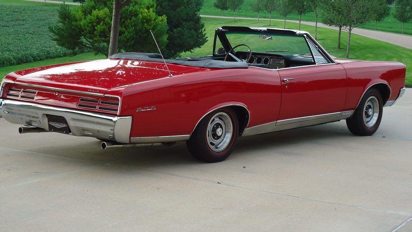 1967 Pontiac Gto Convertible Pontiac Gto Pontiac Gto