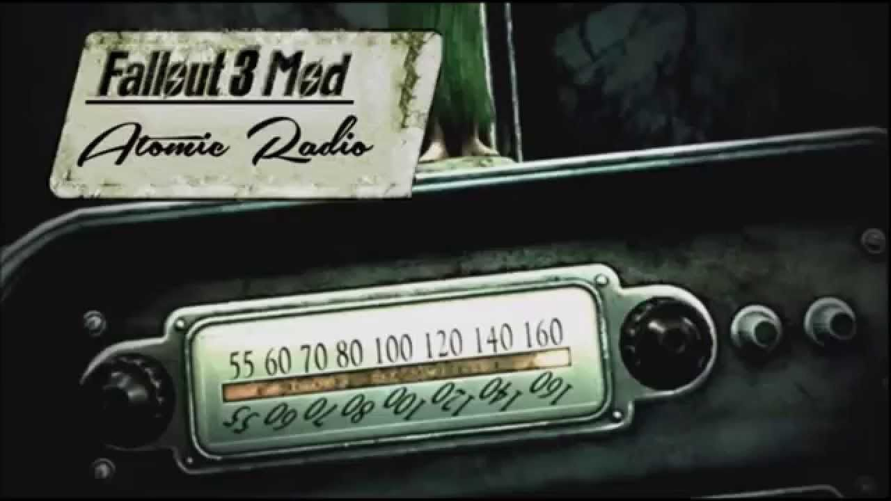 Atomic Radio Ghost Story #fallout #mod #atomicradio | Voice