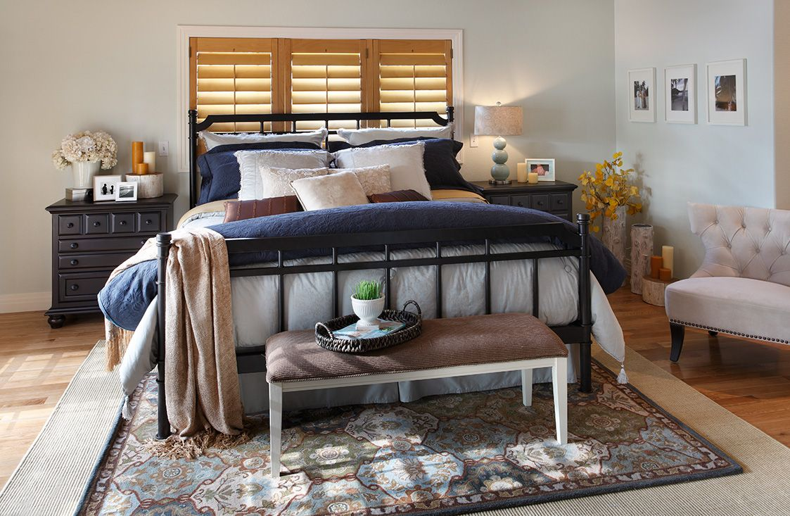 Before and After Newlywed Bedroom Suite by Bedroom
