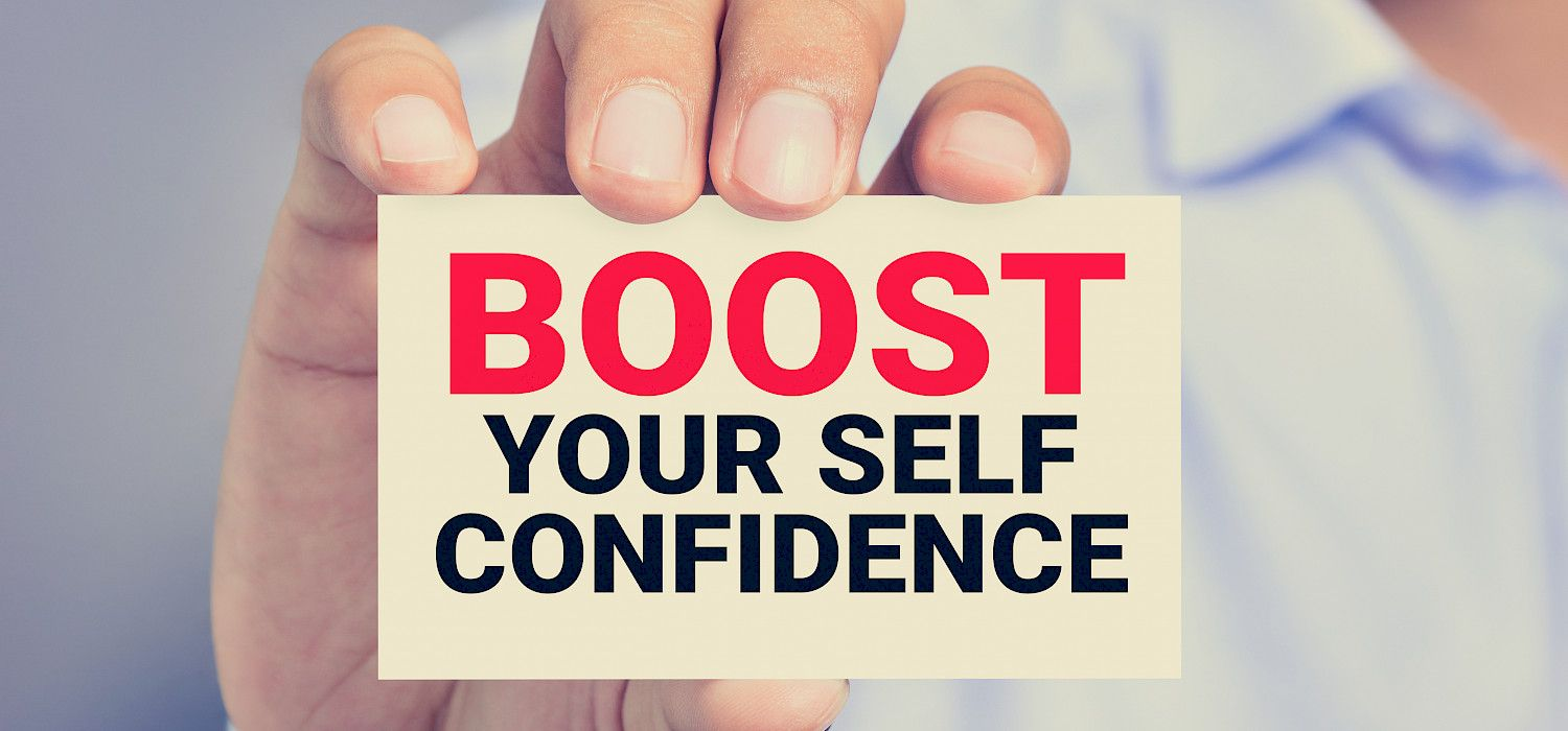 Pin on Confidence