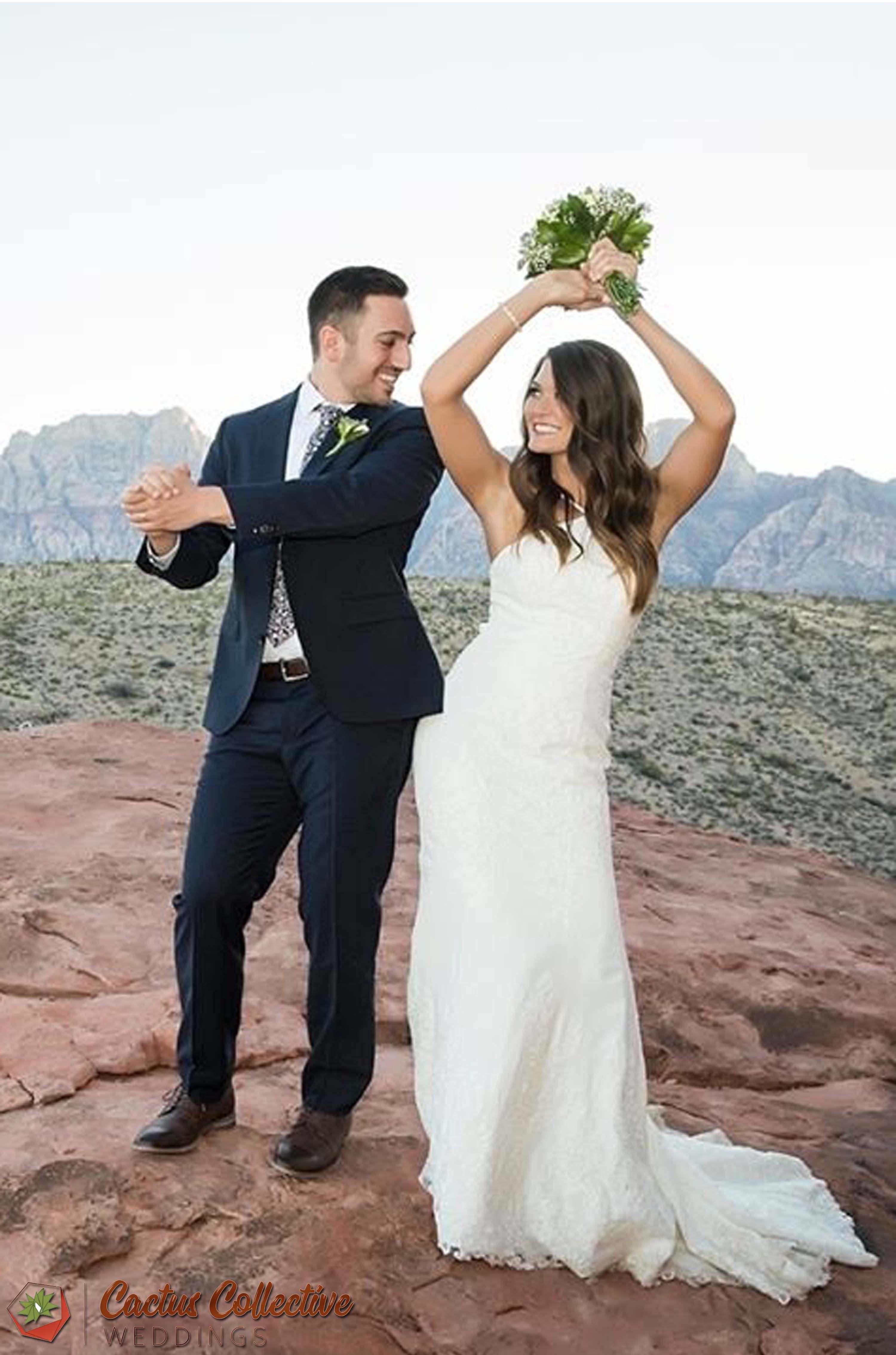 Blog Elopement Las Vegas Elopement Desert Wedding