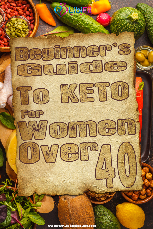 over 40 and doing keto diet