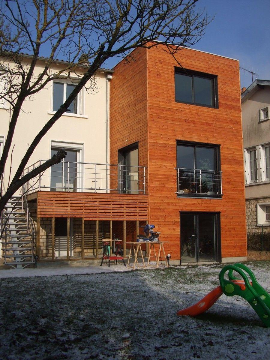 Constructeur maison bois vienne 86 for Constructeur de maison en bois en haute vienne