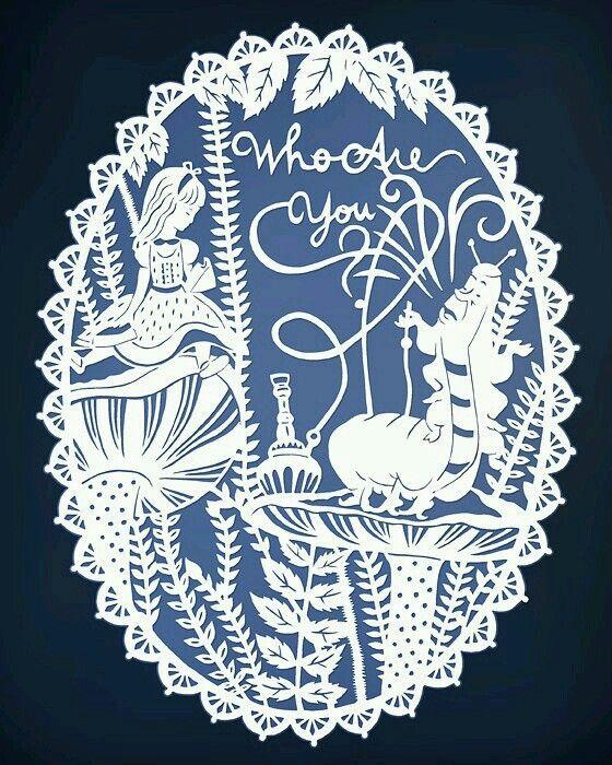 Papercut by Sarah Trumbauer