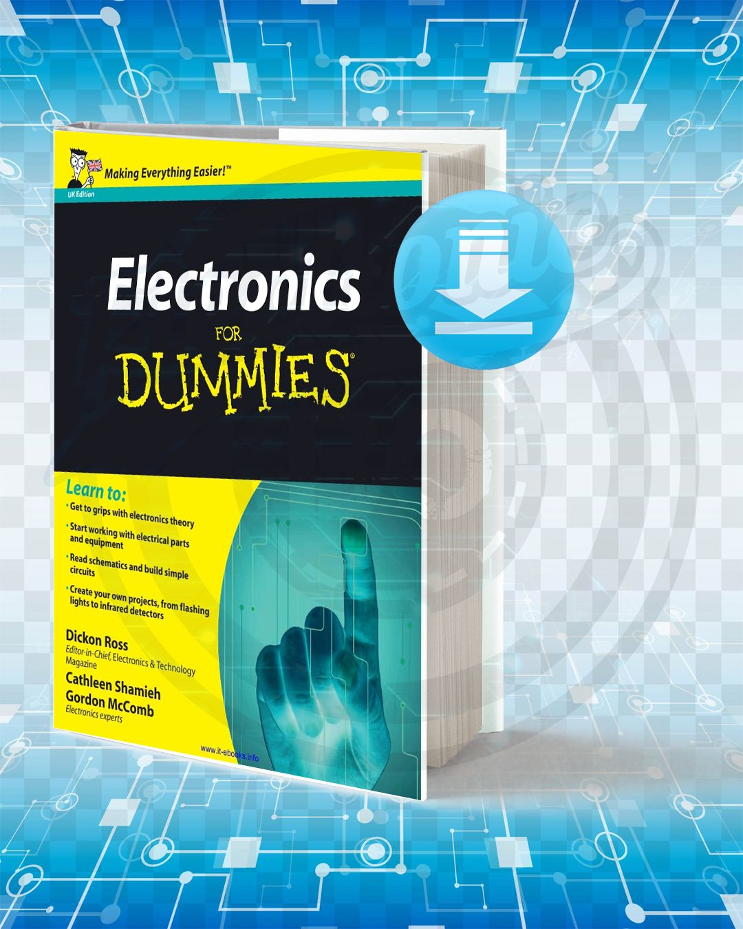 Download Electronics For Dummies Electronic Books Simple Electronic Circuits Electronics