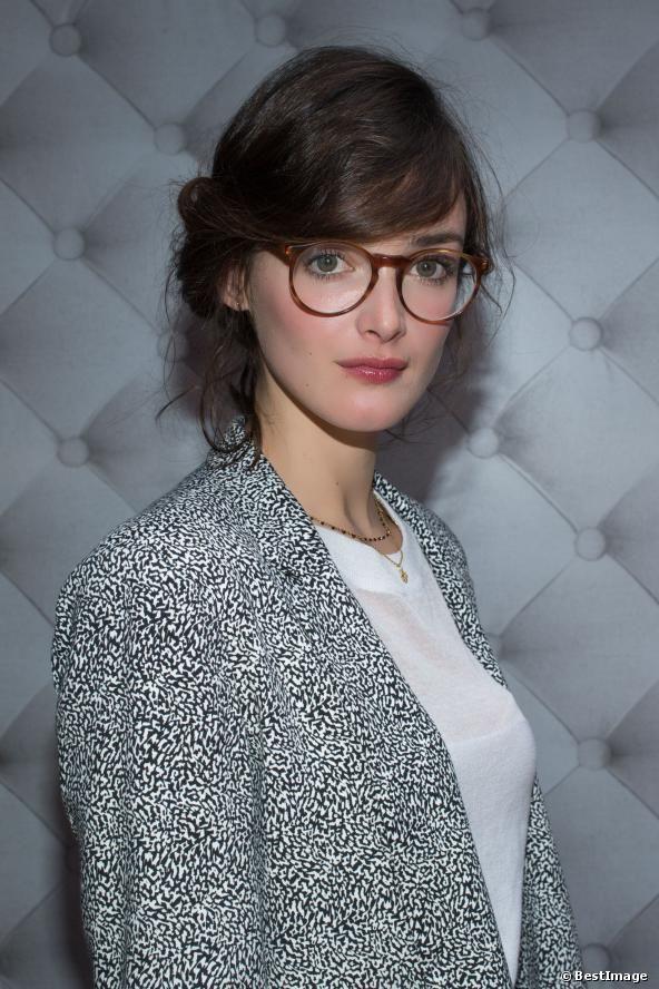 Charlotte Lebon lors du 17eme Festival international du film de comedie de l'Alpe d'Huez.