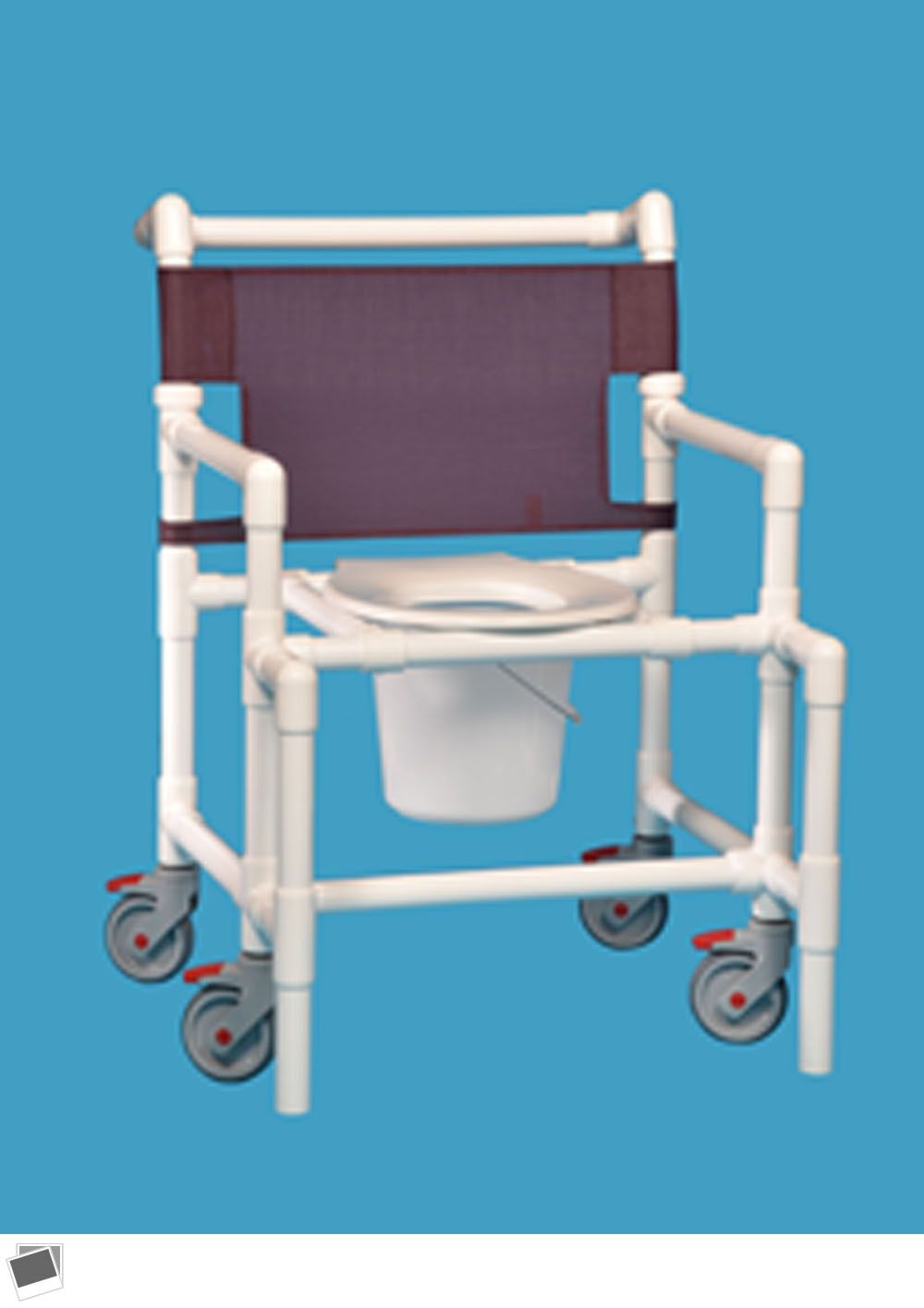 Toilet Frames and Commodes: Shower Chair Commode Oversize Bariatric ...
