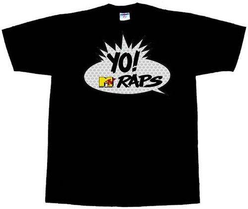 132db5b0c Details about NEW T SHIRT YO MTV RAPS 80S OLD SCHOOL HIP HOP YOUTH S ...