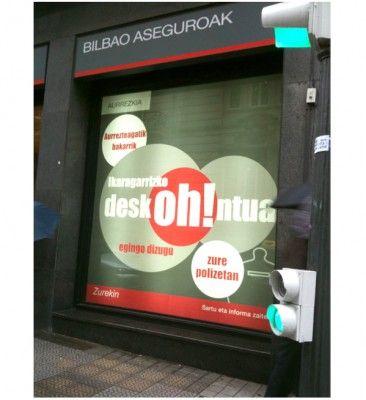 Promoción de Seguros Bilbao para incrementar la contratación e incremento de los productos de ahorro mediante el incentivo de importantes descuentos en las pólizas de seguros.
