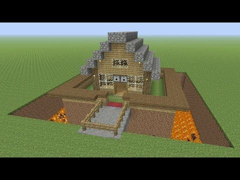 EASY Ways To Make Your House More Defended In Minecraft YouTube - Minecraft hauser easy