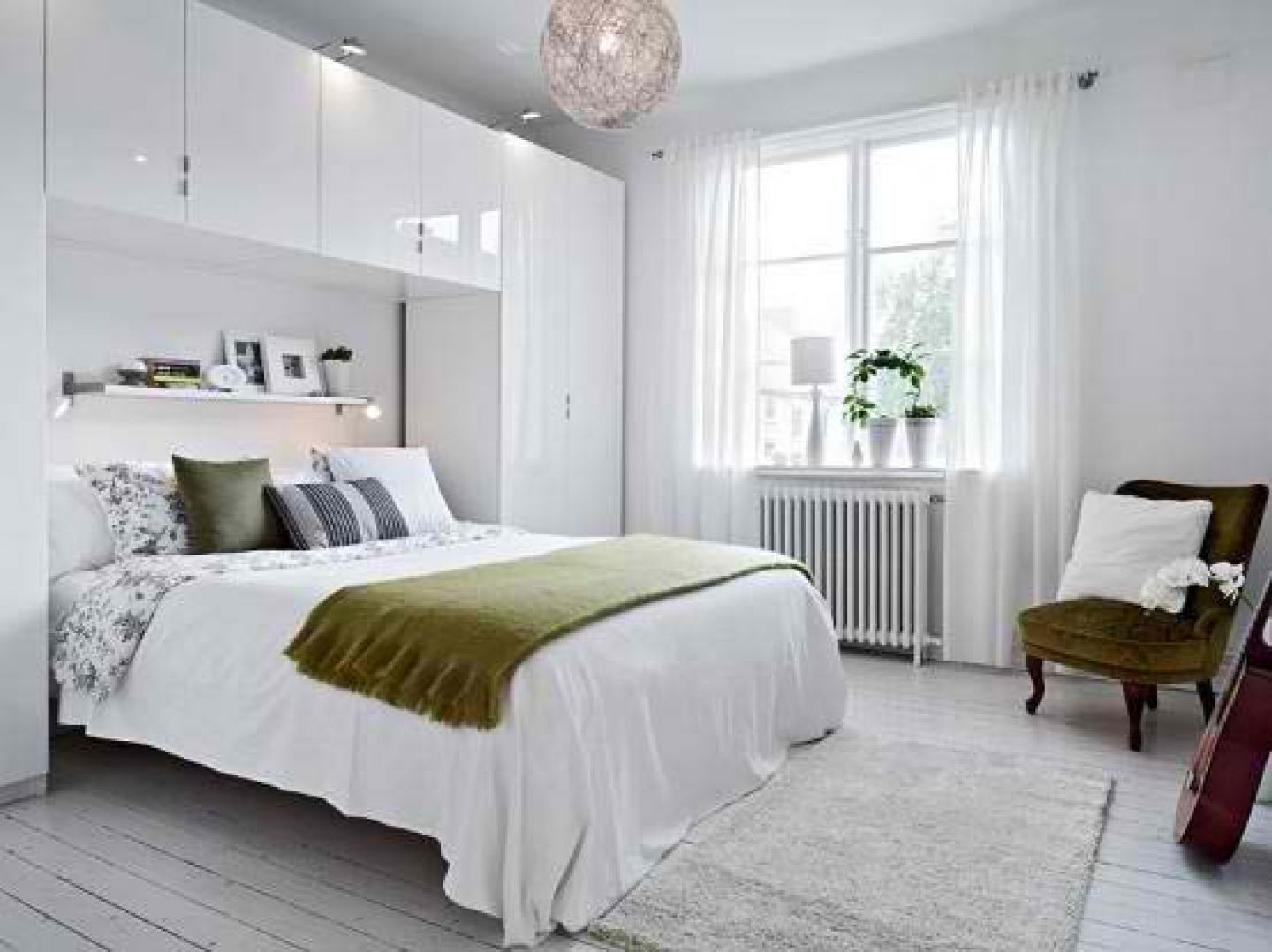 30 home decorating ideas for small apartments - Small Apartment Bedroom Decorating Ideas