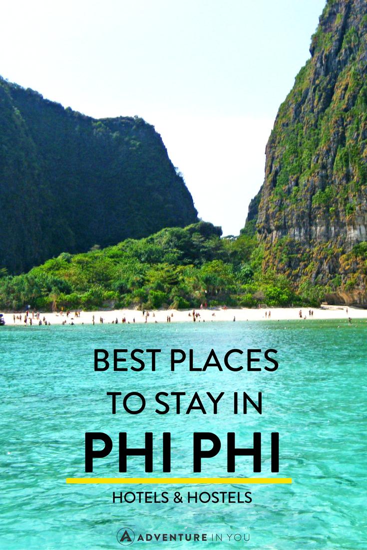 Best Places To Stay In The Phi Phi Islands Thailand Best Hotels