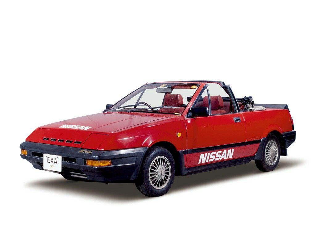 Nissan Exa