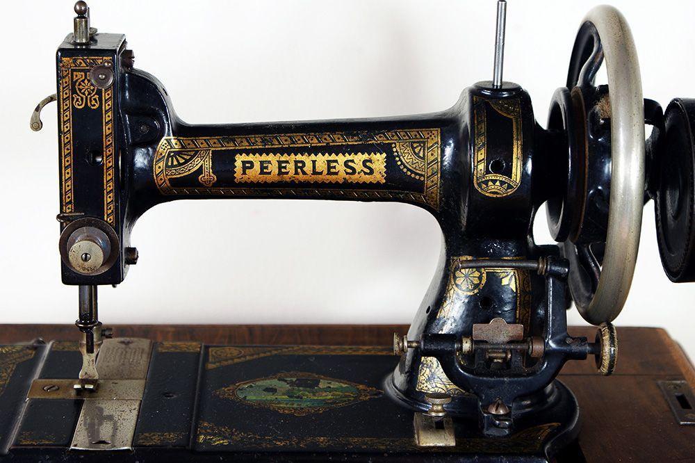 Peerless Antique Sewing Machine Gates Museum Collection Sewing Classy Antique Sewing Machine Museum