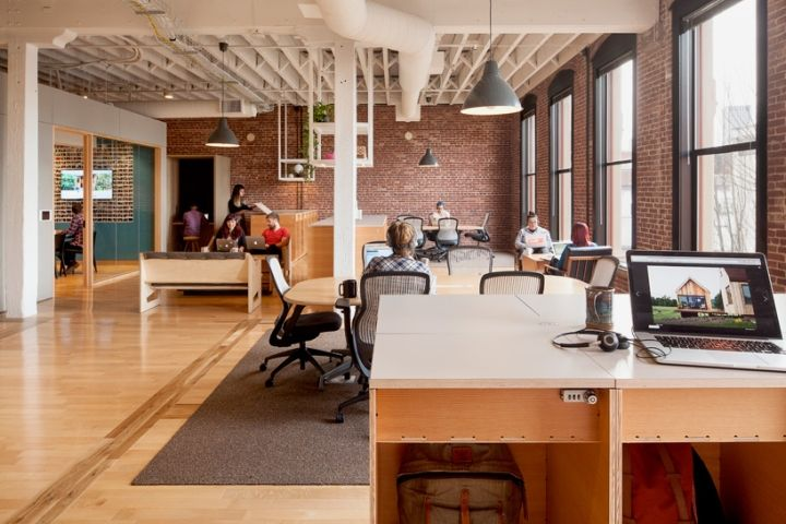 airbnb headquarters portland oregon retail design blog new design architecture pinterest airbnb london office