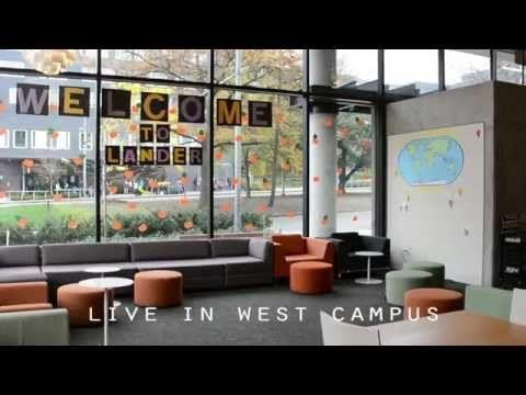 Youtube Residence Hall Virtual Tour Hall