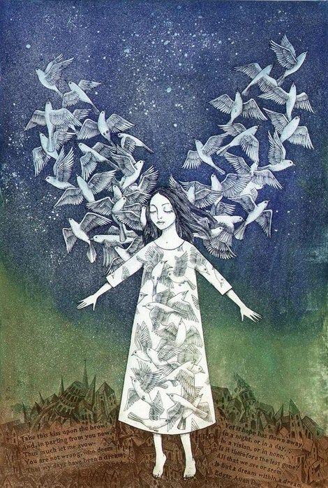 Marina Terauds *** Dreams.