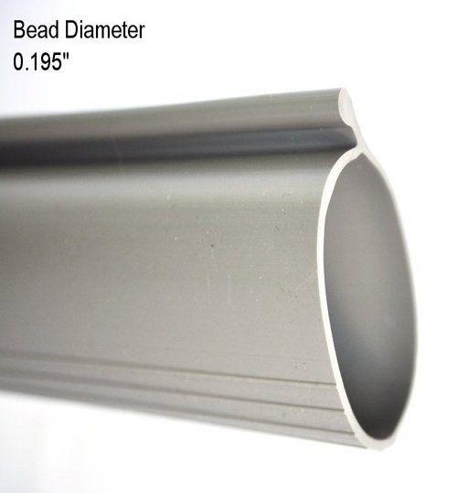 P Bulb Bottom Seal 1 1 2 Bead End Bulb By The Foot In 2020 Garage Door Weather Seal Garage Door Bottom Seal Garage Doors