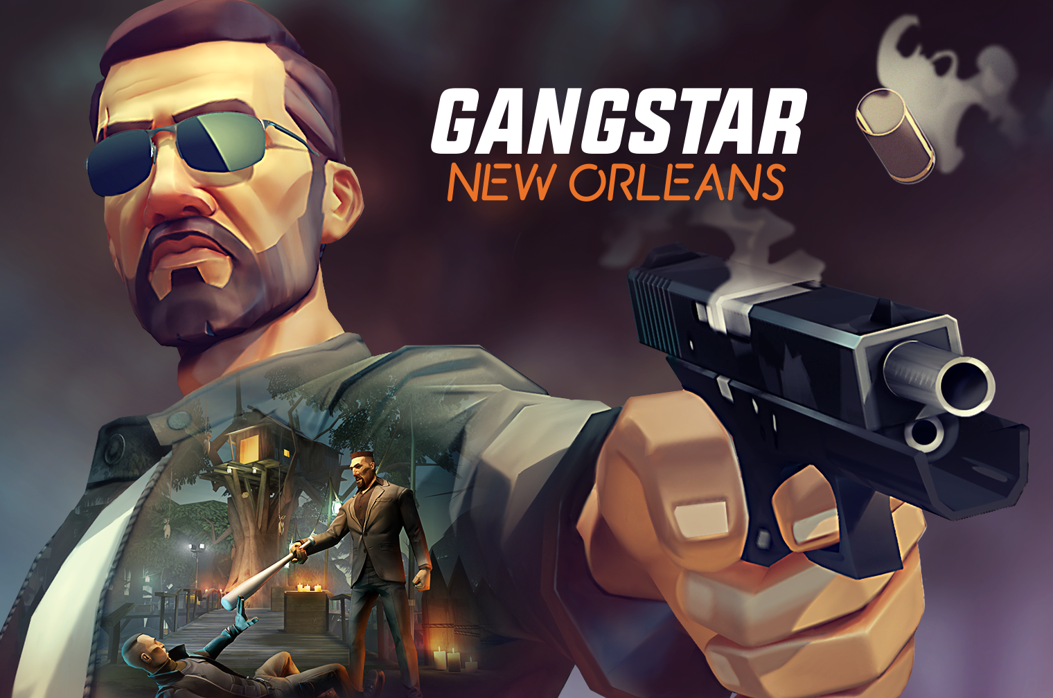 Image Result For Gangstar New Orleans Wallpaper Android Hacks New Orleans Android Games