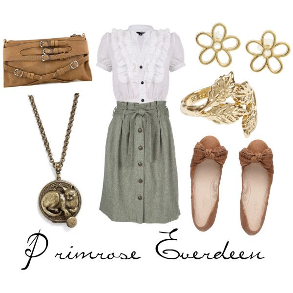 primrose everdeen by character inspired style on polyvore - Primrose Everdeen Halloween Costume