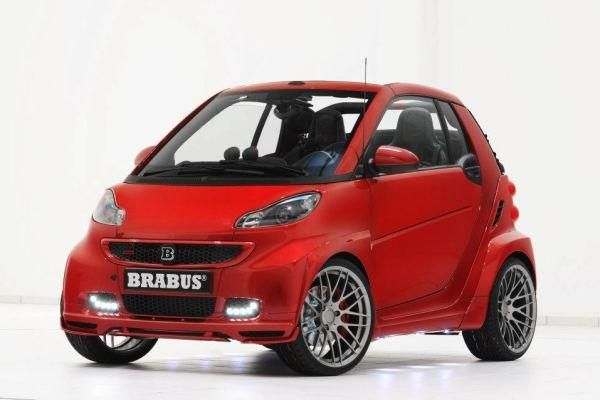Brabus Ultimate 120 Totally Getting One Of These To Use As A Golf
