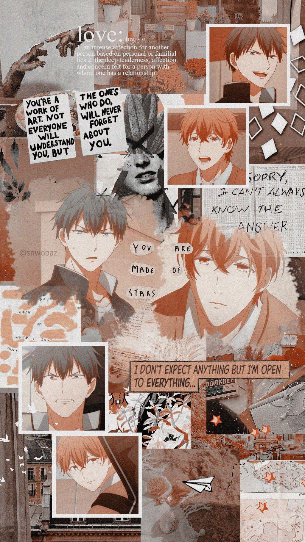 ɢɪᴠᴇɴ ϟ ᴍᴇᴍᴇs 𝑐𝑖𝑛𝑐𝑜 Anime estético, Fondo de anime y
