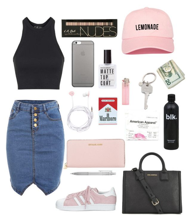 """"""""""" by highsxul on Polyvore featuring moda, Topshop, adidas, Michael Kors, KEEP ME, Muji, Paul Smith, Forever New, Ferrari i Native Union"""