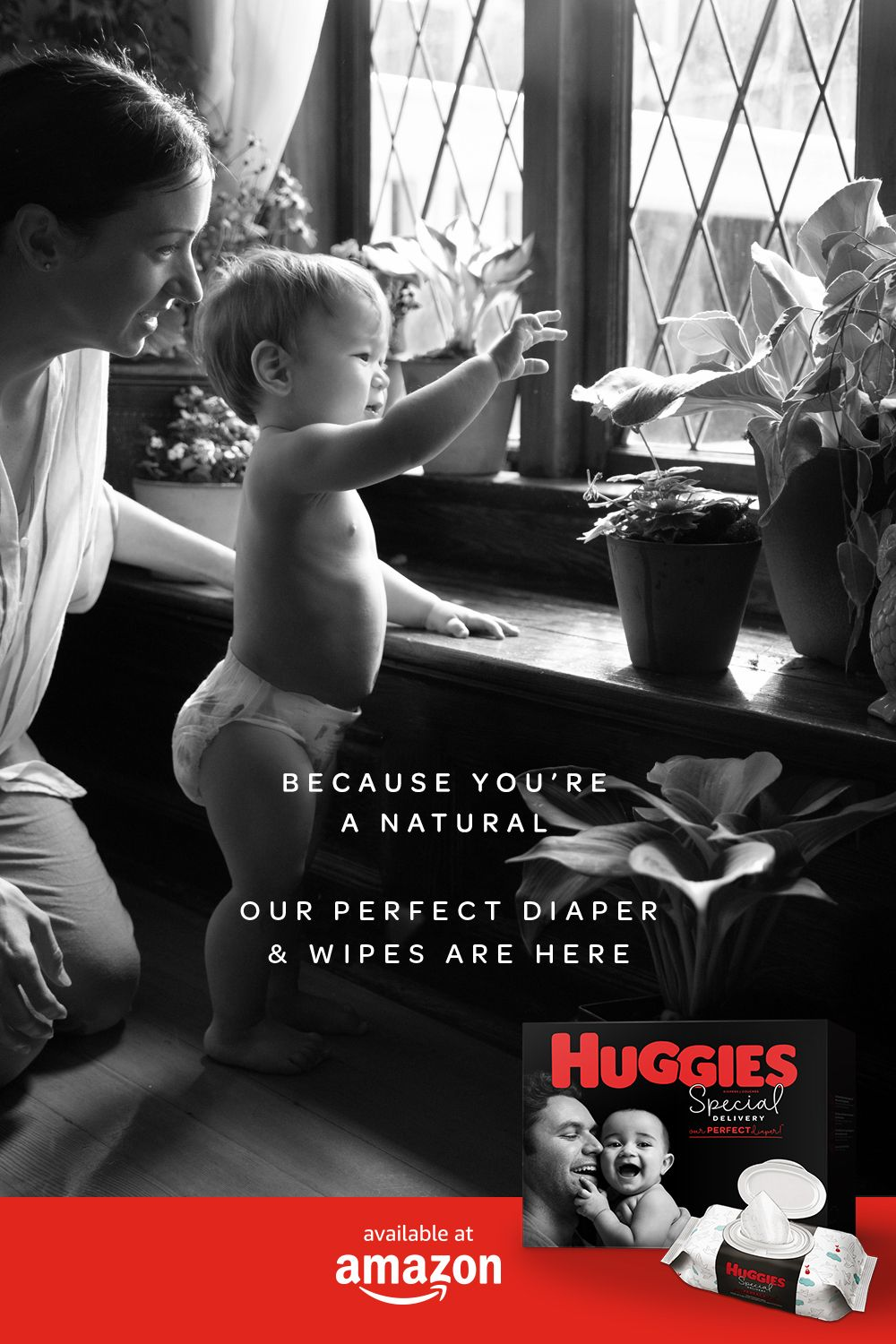 Special Delivery™ Diapers & Wipes - Our Perfect Pair