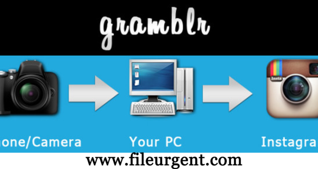 Gramblr V2 6 Upload Pictures to Instagram From PC | ADNAN KHAN