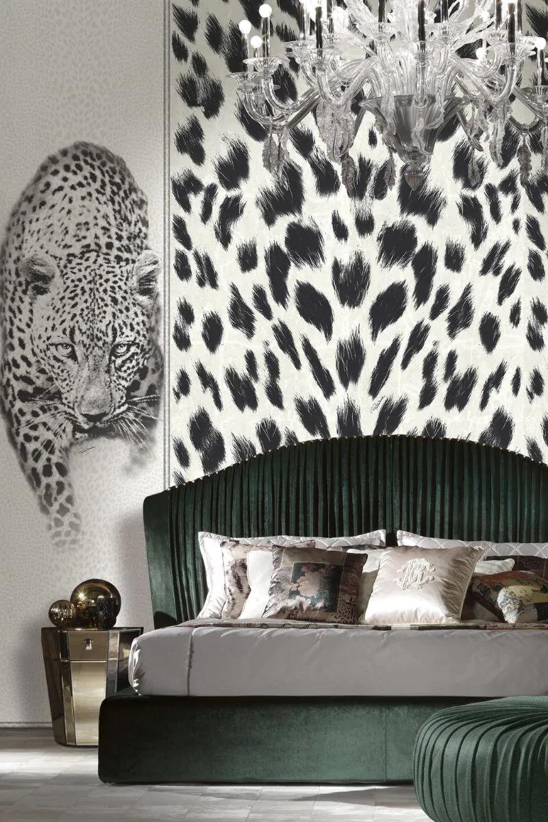 40+ Leopard print wallpaper bedroom ideas info