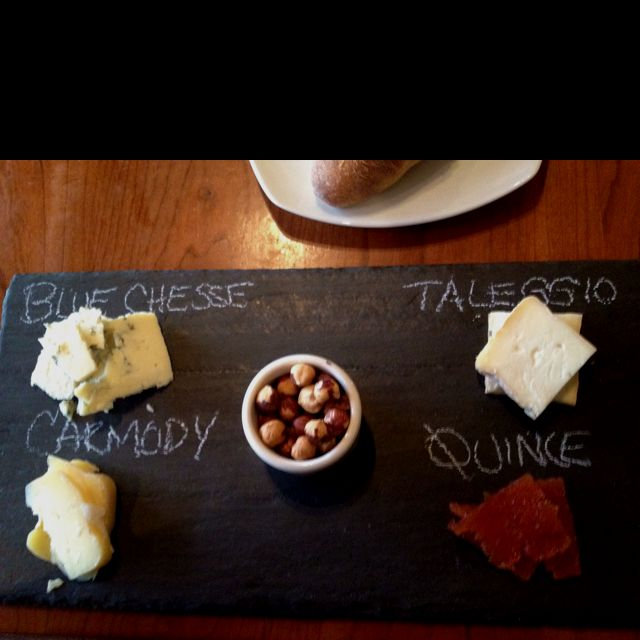 Chalkboard cheese plate! Amazing. Dundee Bistro Dundee Oregon & Chalkboard cheese plate! Amazing. Dundee Bistro Dundee Oregon ...